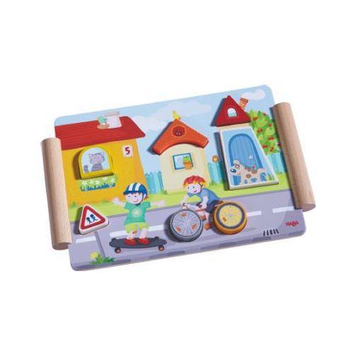 HABA Puzzle drewniane Budować & Jechać, HB301669 (5402702)