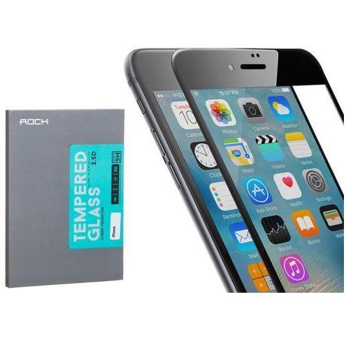 Szkło hartowane full  iphone 7/8 marki Rock