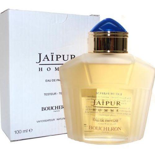 jaipur pour homme, woda perfumowana - tester, 100ml marki Boucheron