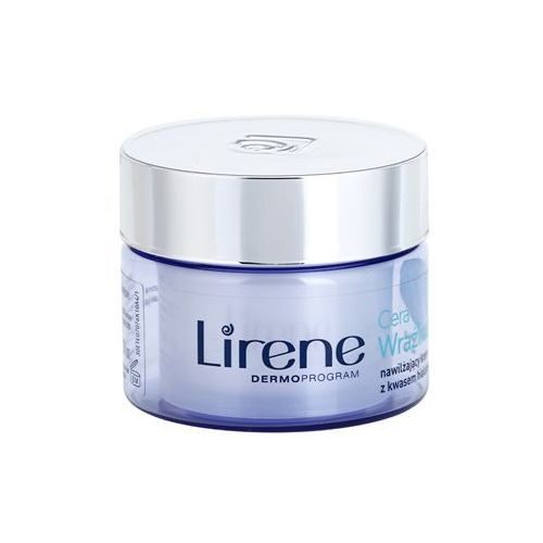 Lirene Sensitive Skin krem nawilżający z kwasem hialuronowym 50 ml