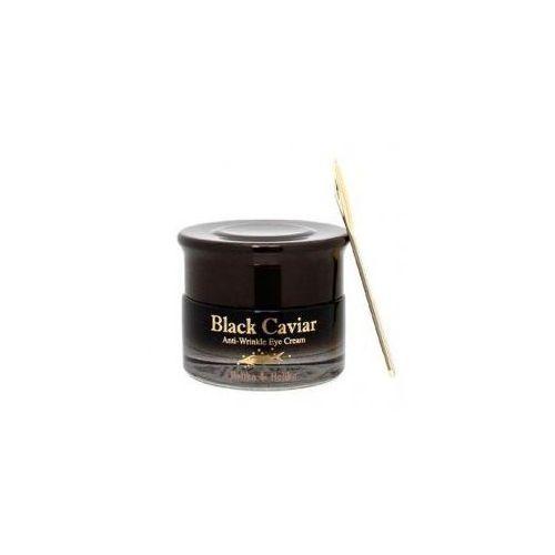 Holika holika black caviar, krem przeciwzmarszczkowy pod oczy z czarnym kawiorem