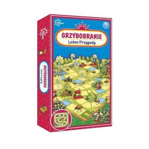 Abino Gra grzybobranie - leśne przygody - darmowa dostawa od 199 zł!!!