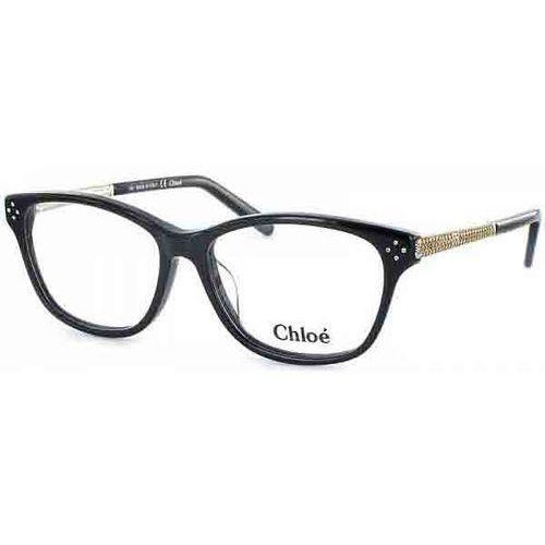 Okulary korekcyjne ce 2653r 001 marki Chloe