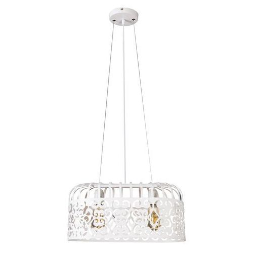 2162 alessandra lampa wisząca biała loft marki Rabalux