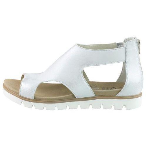 Sandały letnie Fabio Fabrizi 67995, kolor szary