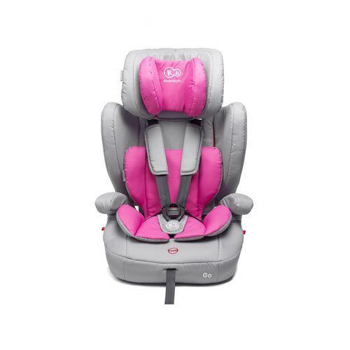 KinderKraft fotelik samochodowy GO Różne kolory (5902533901593)