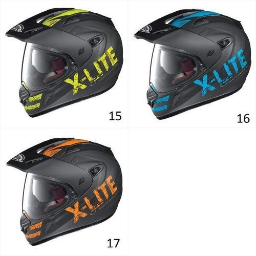 X-lite 2016 Kask x-lite x-551gt thundex n-com