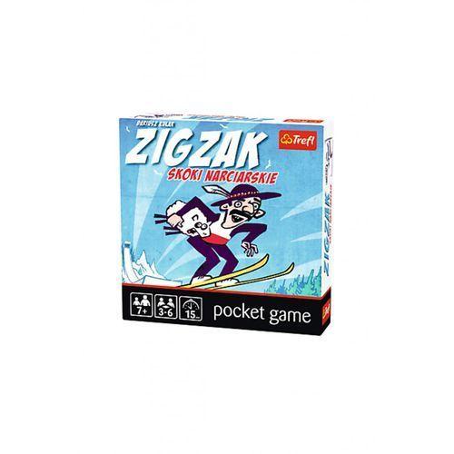 """Gra karciana """"Zig Zak"""" 1Y32AC, 30254"""