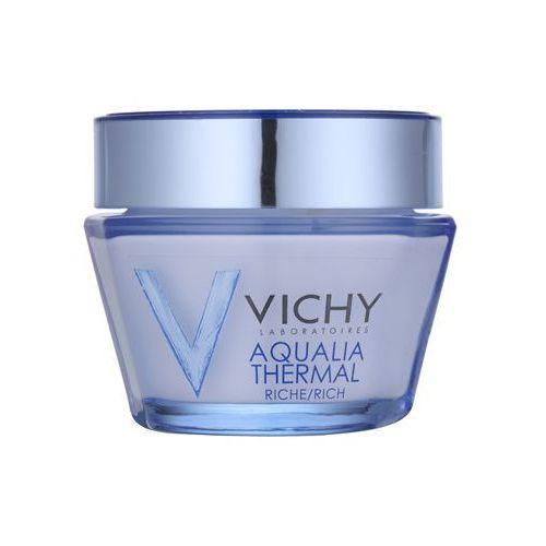 aqualia thermal rich odżywczy krem nawilżający na dzień do skóry suchej i bardzo suchej (dynamic hydration) 50 ml marki Vichy