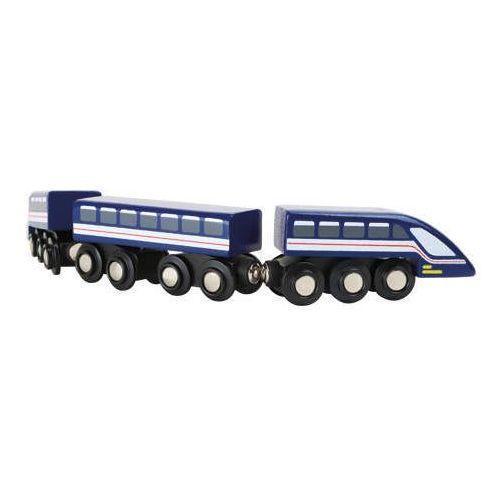 Pociąg - Błękitna Błyskawica