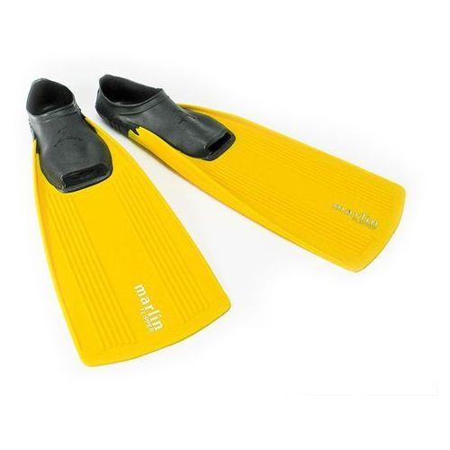 Płetwy m.flipper r.33-34 żółte marki Allright