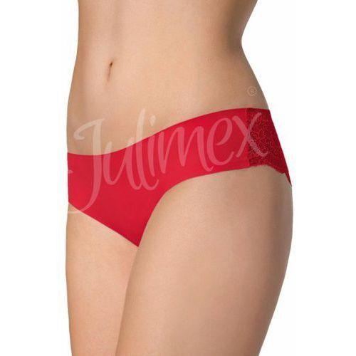Figi model tanga panty red marki Julimex