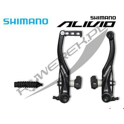ABRT4000FX43SL Hamulec Shimano ALIVIO BR-T4000 V-Brake czarny