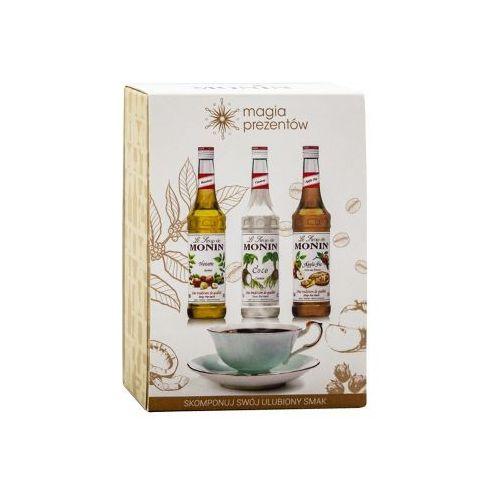 zestaw magia prezentów - 3 x 50 ml marki Monin