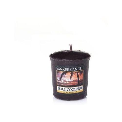 Yankee candle Świeca zapachowa sampler black coconut 49g (5038580013443)