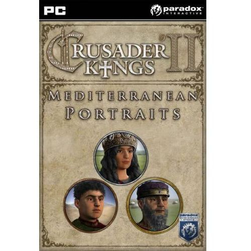 Crusader Kings 2 Mediterranean Portraits (PC)