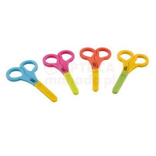 CANPOL Nożyczki do paznokci z osłonką, 1 sztuka, 3002809