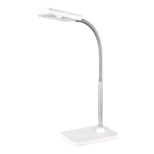 rl pico r52141301 lampka biurkowa stołowa 1x3w led 3000k biały marki Trio