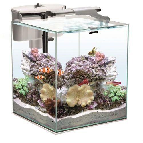 Aquael Nano Reef DUO Zestaw morski biały