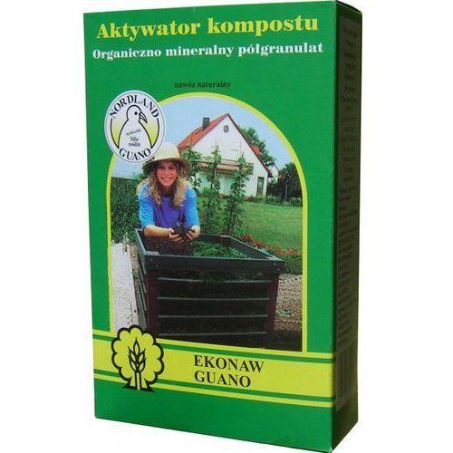 Ekobat Aktywator kompostu aktkomp 1 kg + zamów z dostawą jutro! (5901968120029)