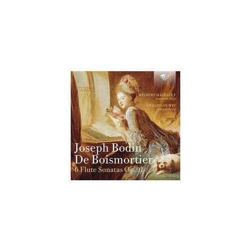 Boismortier: 6 flute sonatas op.91 - dostawa 0 zł marki Brilliant classics