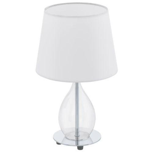 Lampa stołowa rineiro - biała, 94682 marki Eglo