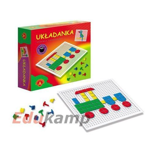 Alexander-gry Układanka zabawka edukacyjna (5906018003826)