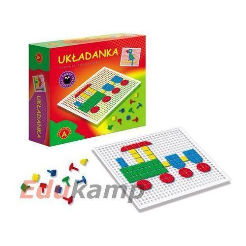 OKAZJA - Układanka zabawka edukacyjna marki Alexander-gry