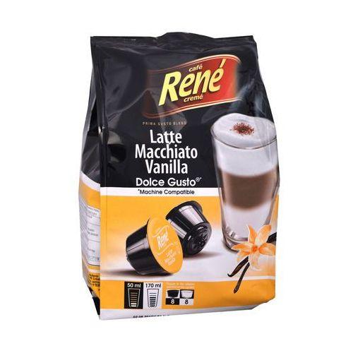 Rene Latte Macchiato Vanilla Dolce Gusto 16 kapsułek, 2686