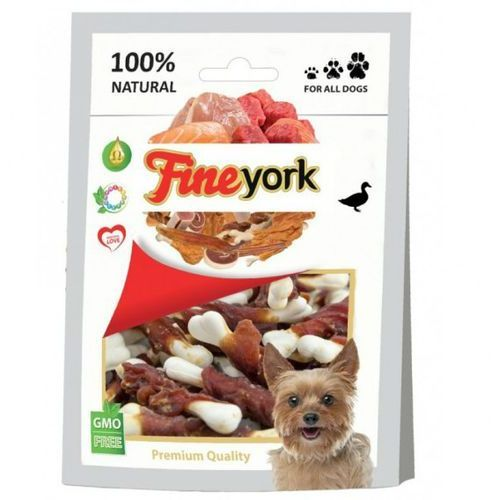 Fineyork duck calcium bone 80g marki Prozoo