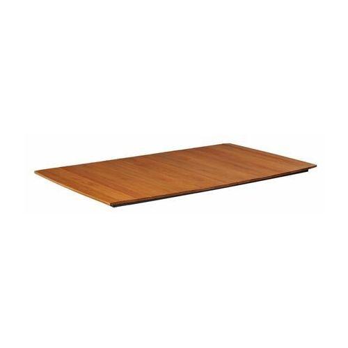 Blat do stołu ogrodowego ZOE 99 x 180 cm drewniany (8424385167042)