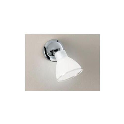 Linea light Lampa sufitowa campana nikiel 1 x e14 żarówka led gratis!, 4425