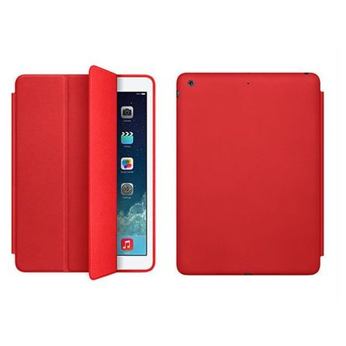 Etui smart case do apple ipad mini 1 2 3 czerwone - czerwony marki 4kom.pl
