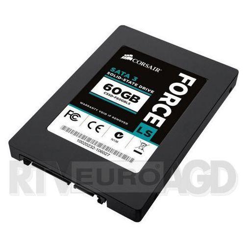 Corsair Force LS Series 60GB - produkt w magazynie - szybka wysyłka!