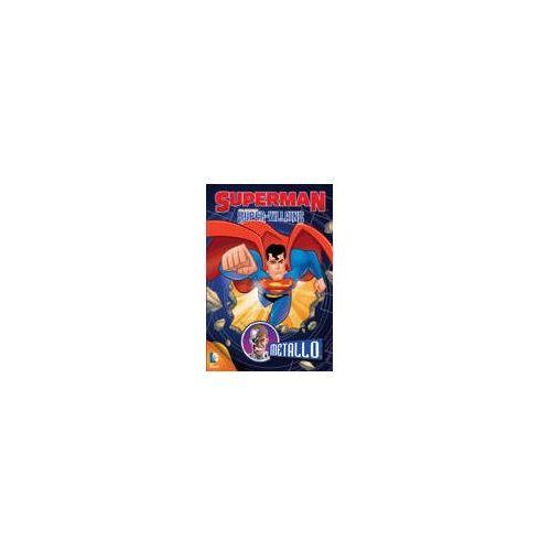 Superman Super-Villains: Metallo (DVD) - Różni DARMOWA DOSTAWA KIOSK RUCHU