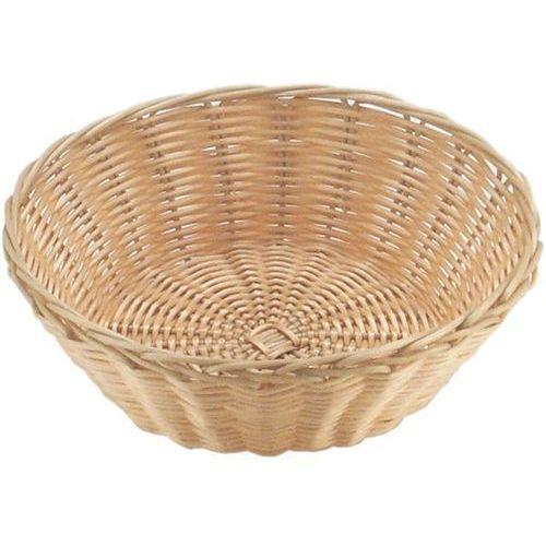 Koszyczek na pieczywo z polirarattanu okrągły