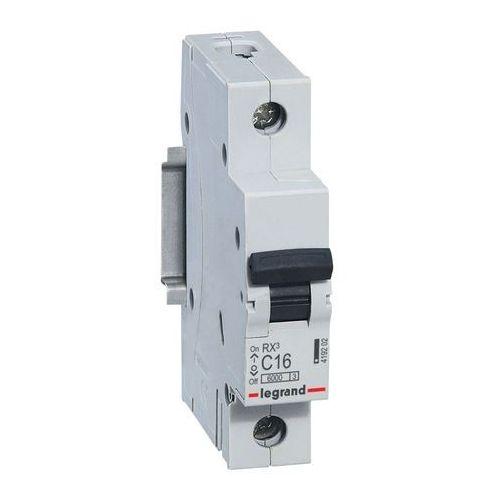 Legrand RX3 Wyłącznik nadprądowy 1P C16 419202