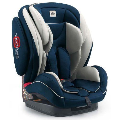 Cam fotelik samochodowy regolo (9-36 kg) – niebieski, 497
