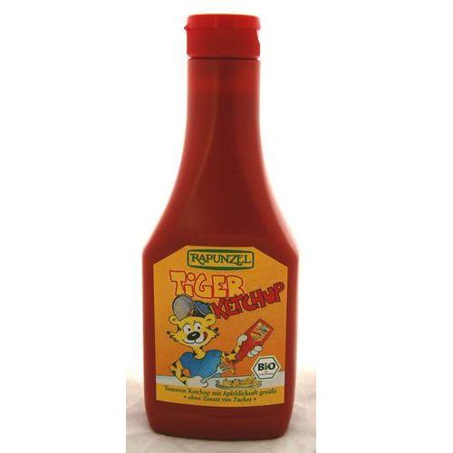 Ketchup dla dzieci tiger 6x390ml bio-  marki Rapunzel