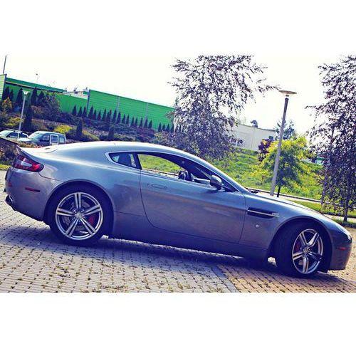 Jazda Aston Martin Vantage