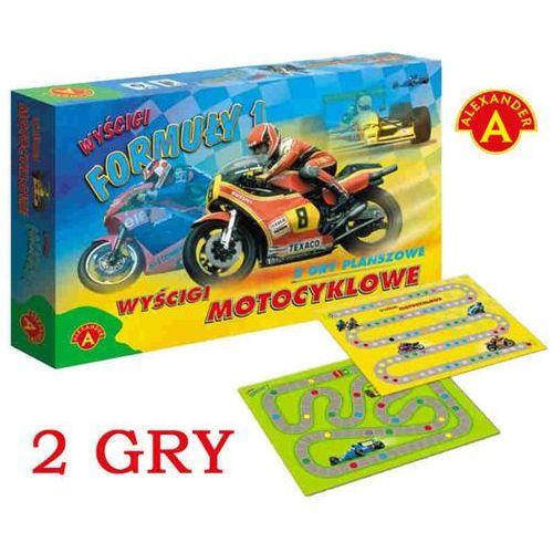 Alexander GRA WYŚCIGI FORMUŁY 1, WYŚCIGI MOTOCYKLOWE (5906018002386)