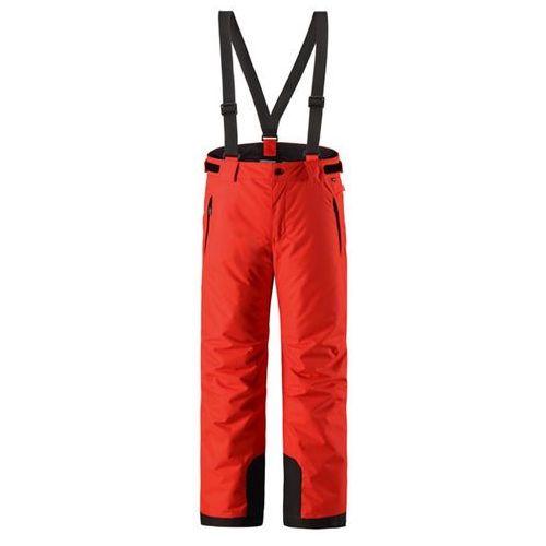 Reima Spodnie narciarskie  reimatec® takeoff płomienna czerwien (flame red)