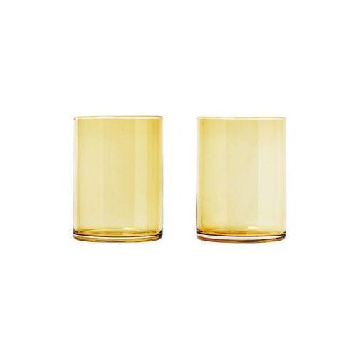 Blomus Szklanka mera 0,22 l, 2 szt. dull gold (4008832773914)