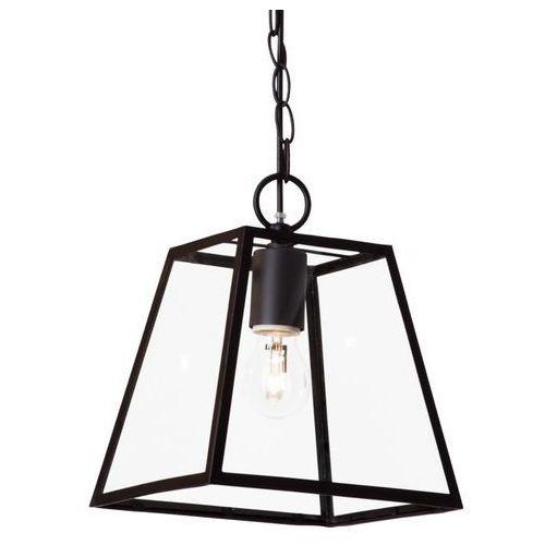 Spotlight Lampa wisząca amata 1370104 rustykalna oprawa zwis klatka czarna (5901602330234)