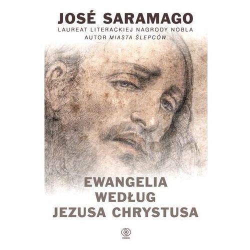 Rebis Ewangelia według jezusa chrystusa (9788375106541)