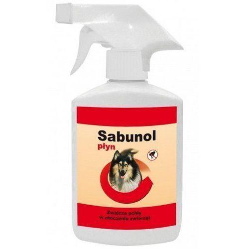 DermaPharm Sabunol Płyn do zwalczania pcheł w otoczeniu zwierząt 300ml