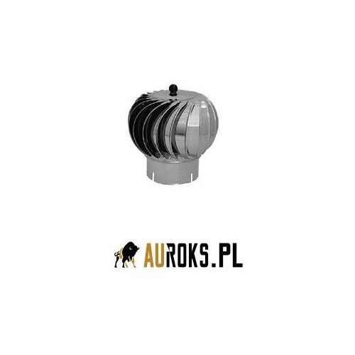 Turbowent podstawa rozbieralna turbina aluminiowa podstawa bl. chromoniklowa fi 200 marki Darco