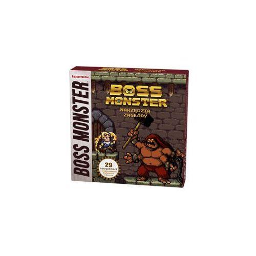 Trefl kraków Boss monster narzędzia zagłady