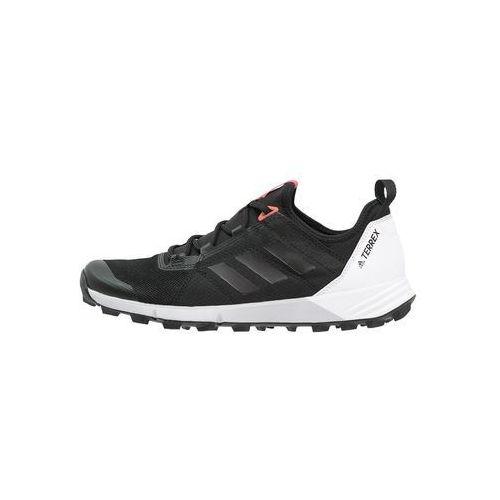 Adidas performance terrex agravic speed obuwie do biegania szlak core black/white