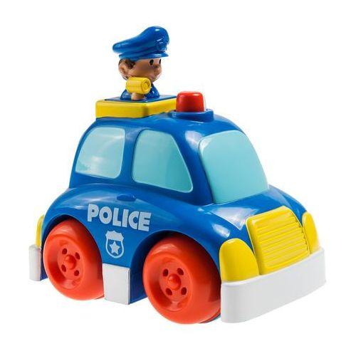Smiki, samochód policyjny dla malucha